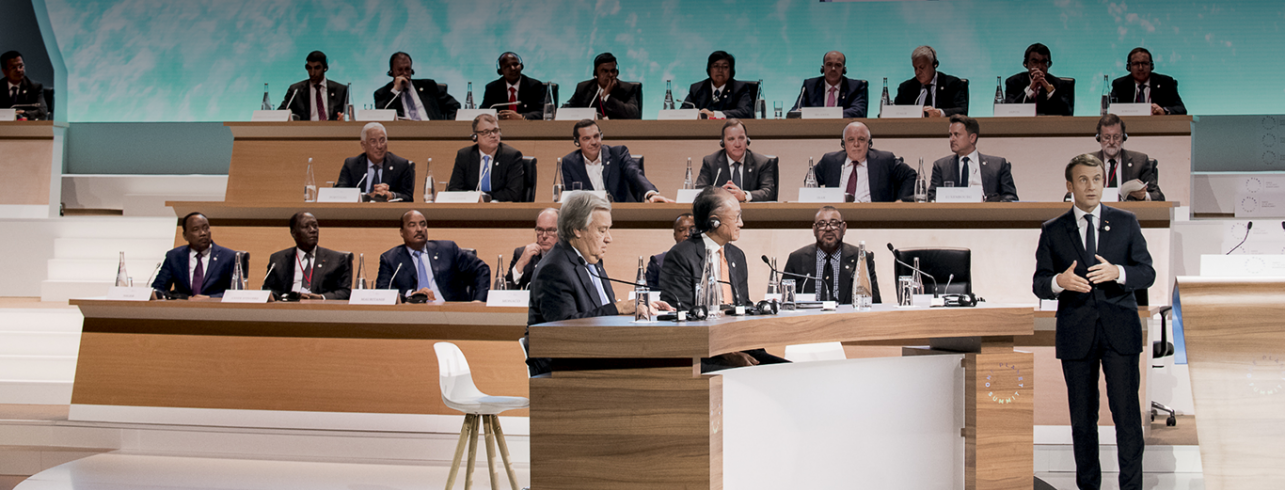 One Planet Summit Commitments